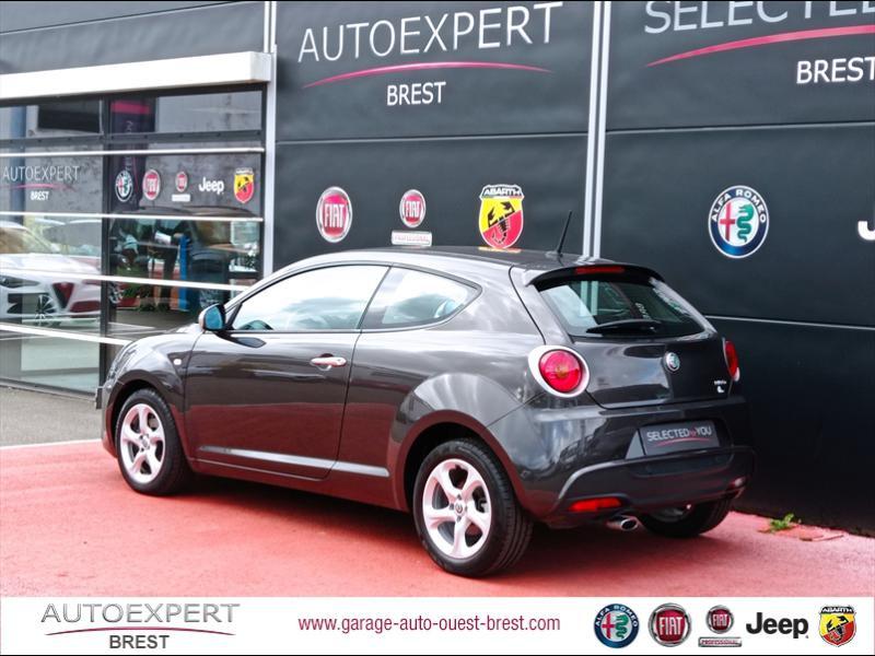 Photo 4 de l'offre de ALFA ROMEO MiTo 1.3 JTDm 95ch Super Business Stop&Start à 9490€ chez Garage Auto de l'Ouest - Brest