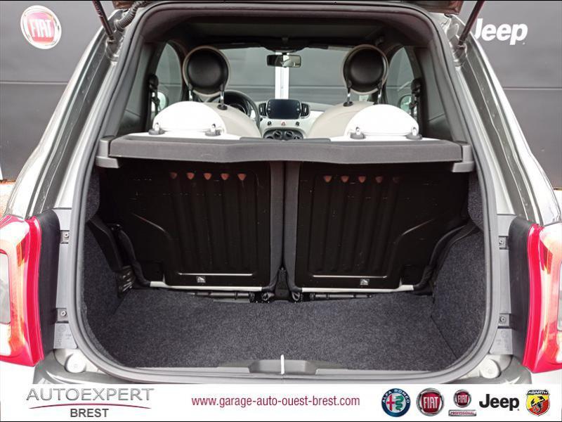 Photo 17 de l'offre de FIAT 500 1.2 8v 69ch Eco Pack Star à 11390€ chez Garage Auto de l'Ouest - Brest