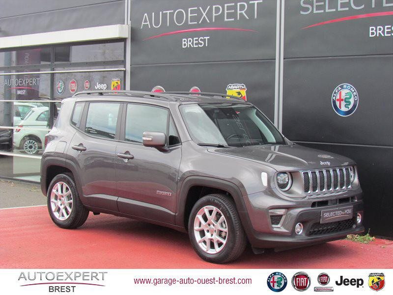 Jeep Renegade 1.0 GSE T3 120ch Limited Essence Granite Crystal Occasion à vendre