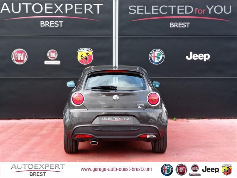 Photo 7 de l'offre de ALFA ROMEO MiTo 1.3 JTDm 95ch Super Business Stop&Start à 9490€ chez Garage Auto de l'Ouest - Brest