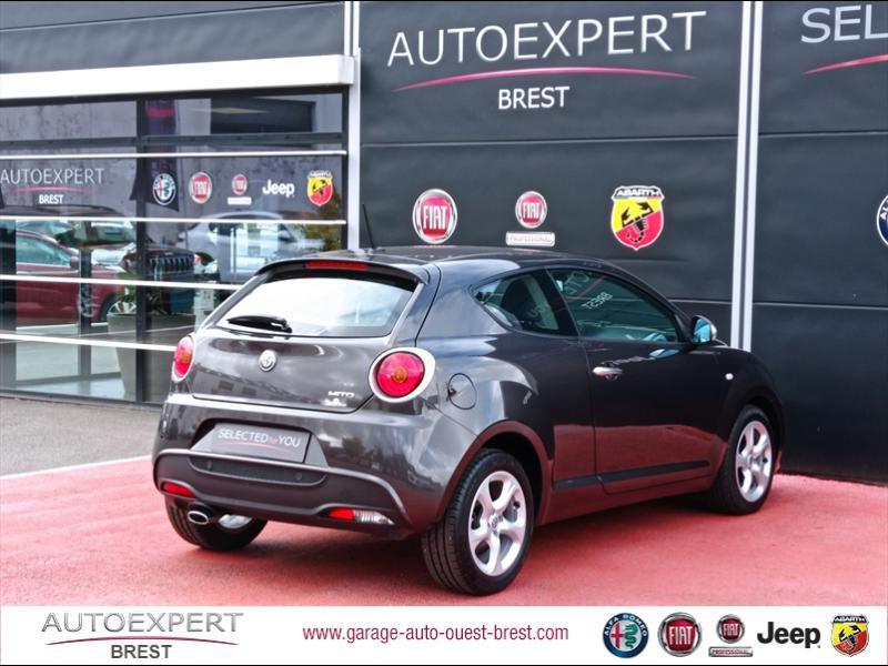 Photo 3 de l'offre de ALFA ROMEO MiTo 1.3 JTDm 95ch Super Business Stop&Start à 9490€ chez Garage Auto de l'Ouest - Brest