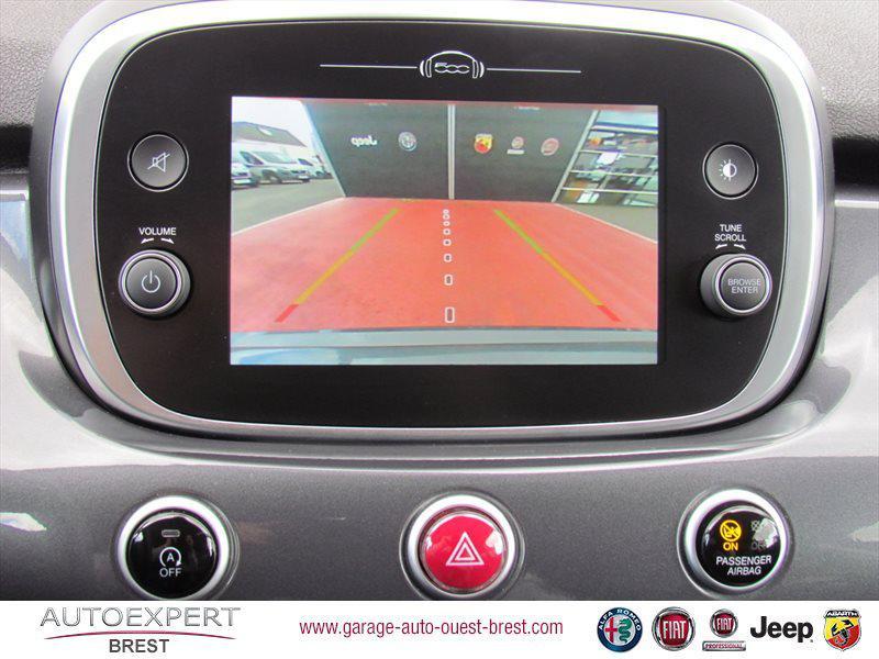Photo 11 de l'offre de FIAT 500X 1.3 FireFly Turbo T4 150ch Cross DCT à 18590€ chez Garage Auto de l'Ouest - Brest