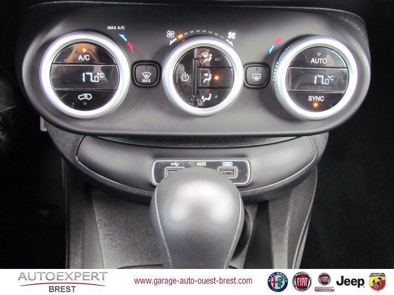 Photo 18 de l'offre de FIAT 500X 1.3 FireFly Turbo T4 150ch Cross DCT à 18590€ chez Garage Auto de l'Ouest - Brest