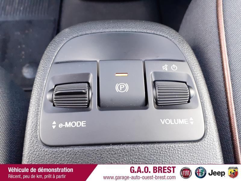 Photo 15 de l'offre de FIAT 500 e 118ch France Edition à 31490€ chez Garage Auto de l'Ouest - Brest