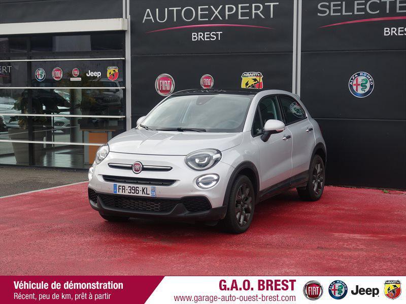 Photo 2 de l'offre de FIAT 500X 1.6 Multijet 120ch  120th à 21490€ chez Garage Auto de l'Ouest - Brest