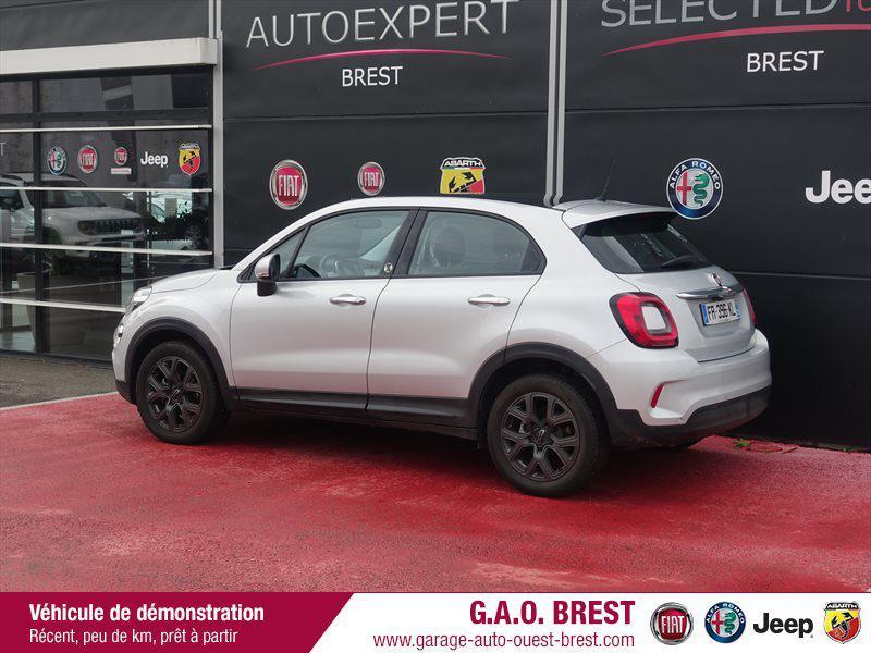 Photo 7 de l'offre de FIAT 500X 1.6 Multijet 120ch  120th à 21490€ chez Garage Auto de l'Ouest - Brest