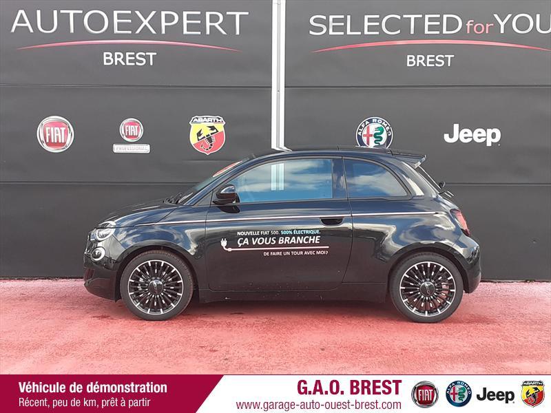 Photo 4 de l'offre de FIAT 500 e 118ch France Edition à 31490€ chez Garage Auto de l'Ouest - Brest