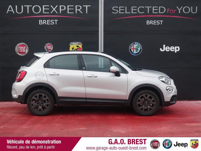 Photo 8 de l'offre de FIAT 500X 1.6 Multijet 120ch  120th à 21490€ chez Garage Auto de l'Ouest - Brest