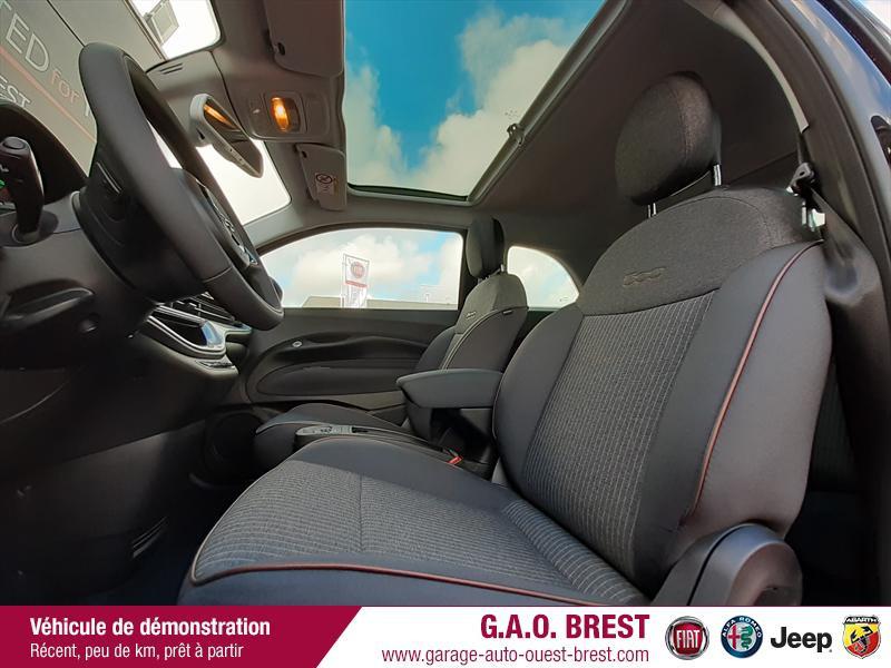 Photo 10 de l'offre de FIAT 500 e 118ch France Edition à 31490€ chez Garage Auto de l'Ouest - Brest