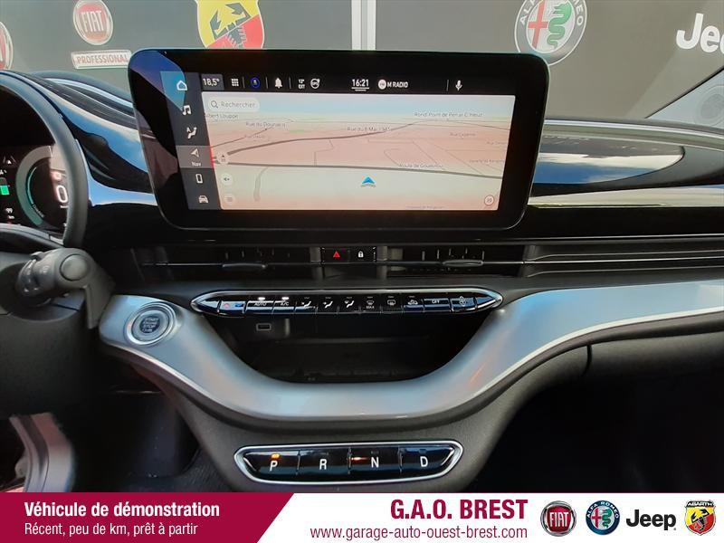 Photo 11 de l'offre de FIAT 500 e 118ch France Edition à 31490€ chez Garage Auto de l'Ouest - Brest