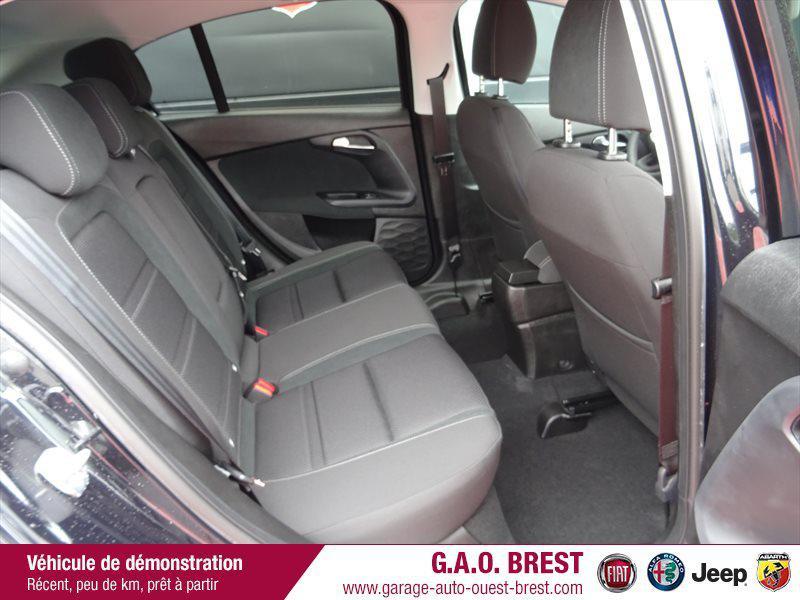 Photo 11 de l'offre de FIAT Tipo 1.6 MultiJet 120ch Lounge S/S MY19  5p à 18490€ chez Garage Auto de l'Ouest - Brest