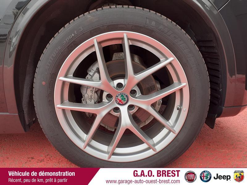 Photo 11 de l'offre de ALFA ROMEO Stelvio 2.2 Diesel 210ch Ti Q4 AT8 MY20 à 49990€ chez Garage Auto de l'Ouest - Brest