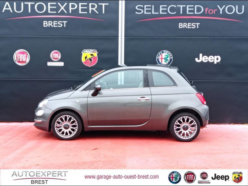Photo 6 de l'offre de FIAT 500 1.2 8v 69ch Eco Pack Star à 11390€ chez Garage Auto de l'Ouest - Brest