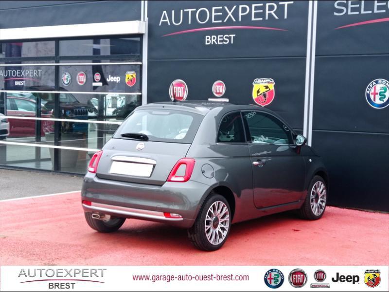 Photo 3 de l'offre de FIAT 500 1.2 8v 69ch Eco Pack Star à 11390€ chez Garage Auto de l'Ouest - Brest