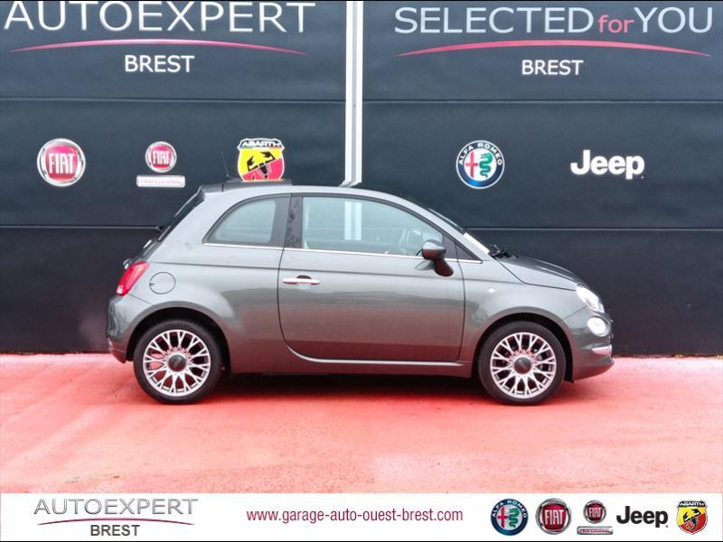 Photo 5 de l'offre de FIAT 500 1.2 8v 69ch Eco Pack Star à 11390€ chez Garage Auto de l'Ouest - Brest