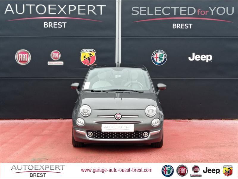 Photo 8 de l'offre de FIAT 500 1.2 8v 69ch Eco Pack Star à 11390€ chez Garage Auto de l'Ouest - Brest