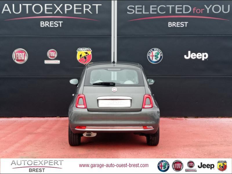 Photo 7 de l'offre de FIAT 500 1.2 8v 69ch Eco Pack Star à 11390€ chez Garage Auto de l'Ouest - Brest