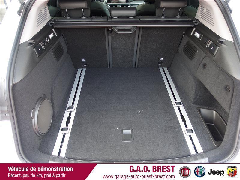 Photo 7 de l'offre de ALFA ROMEO Stelvio 2.2 Diesel 210ch Lusso Q4 AT8 MY19 à 44990€ chez Garage Auto de l'Ouest - Brest
