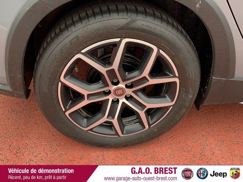 Photo 8 de l'offre de FIAT Tipo Cross 1.0 FireFly Turbo 100ch S/S Plus à 19990€ chez Garage Auto de l'Ouest - Brest