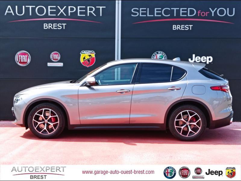 Photo 5 de l'offre de ALFA ROMEO Stelvio 2.2 Diesel 180ch Sport Edition AT8 à 29990€ chez Garage Auto de l'Ouest - Brest