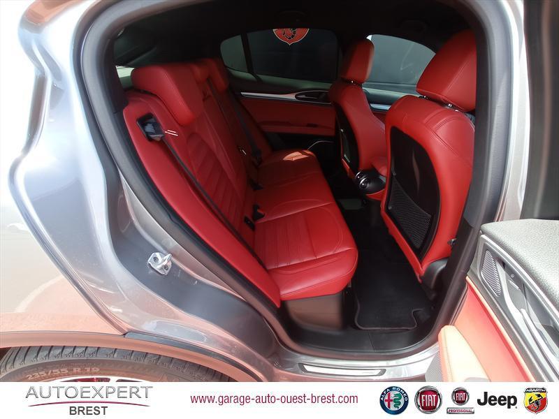 Photo 18 de l'offre de ALFA ROMEO Stelvio 2.2 Diesel 180ch Sport Edition AT8 à 29990€ chez Garage Auto de l'Ouest - Brest