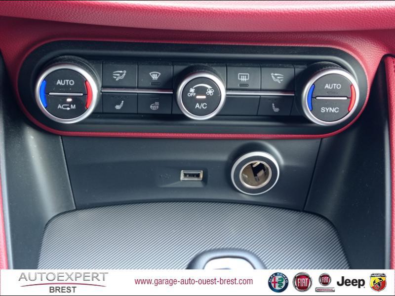 Photo 12 de l'offre de ALFA ROMEO Stelvio 2.2 Diesel 180ch Sport Edition AT8 à 29990€ chez Garage Auto de l'Ouest - Brest
