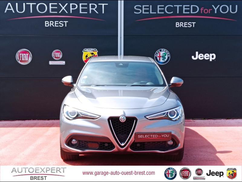 Photo 8 de l'offre de ALFA ROMEO Stelvio 2.2 Diesel 180ch Sport Edition AT8 à 29990€ chez Garage Auto de l'Ouest - Brest