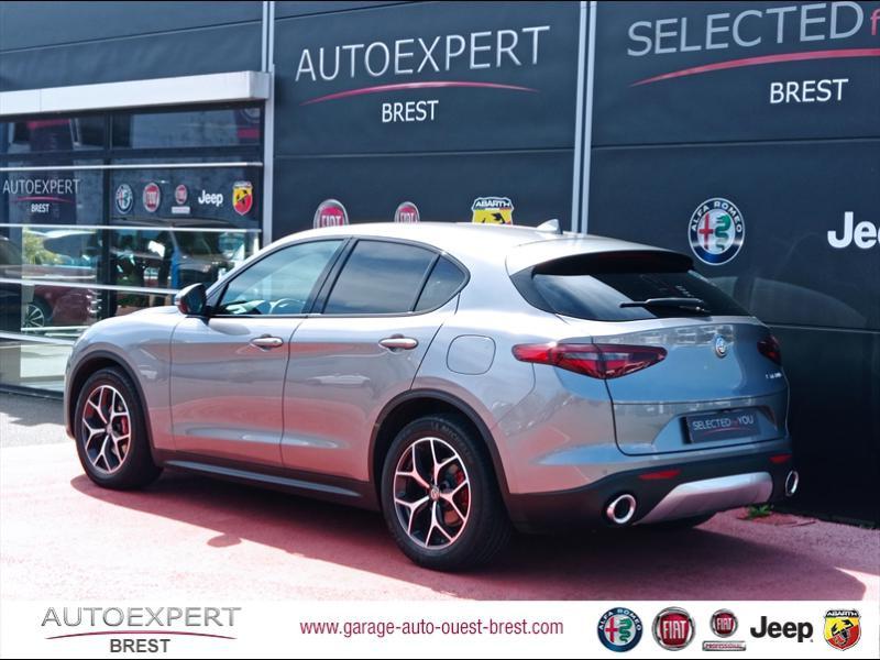 Photo 3 de l'offre de ALFA ROMEO Stelvio 2.2 Diesel 180ch Sport Edition AT8 à 29990€ chez Garage Auto de l'Ouest - Brest