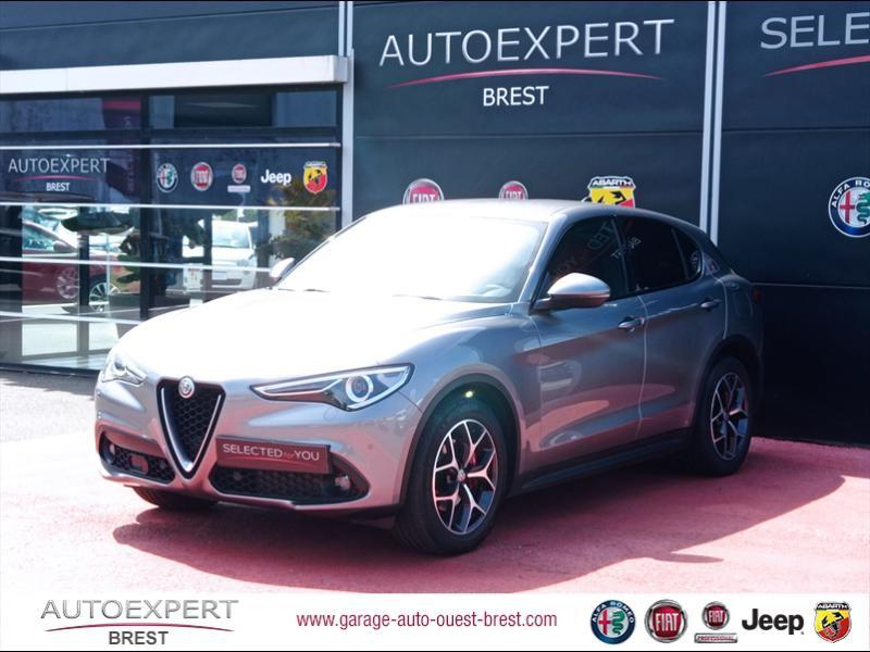 Photo 2 de l'offre de ALFA ROMEO Stelvio 2.2 Diesel 180ch Sport Edition AT8 à 29990€ chez Garage Auto de l'Ouest - Brest