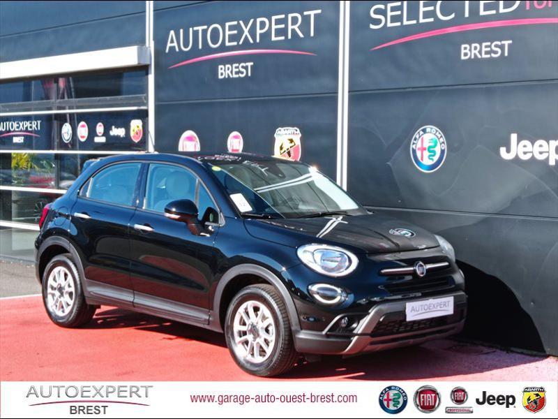 Fiat 500X 1.6 Multijet 120ch City Cross Diesel Noir Cinema pastel Occasion à vendre