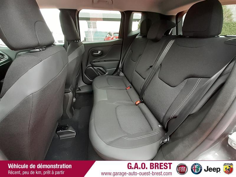 Photo 11 de l'offre de JEEP Renegade 1.0 GSE T3 120ch Limited MY21 à 24990€ chez Garage Auto de l'Ouest - Brest