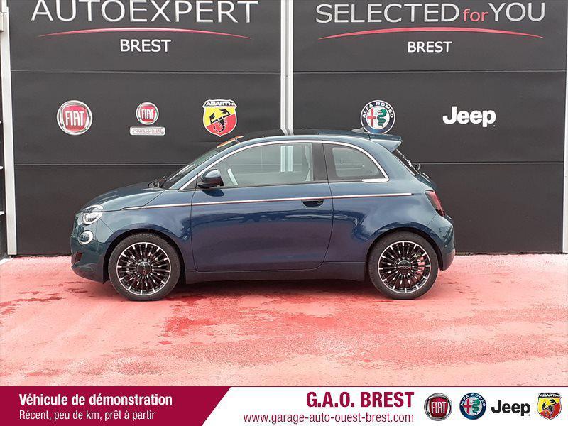 Photo 5 de l'offre de FIAT 500 e 118ch La Prima à 28490€ chez Garage Auto de l'Ouest - Brest