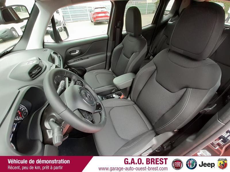 Photo 10 de l'offre de JEEP Renegade 1.0 GSE T3 120ch Limited MY21 à 24990€ chez Garage Auto de l'Ouest - Brest