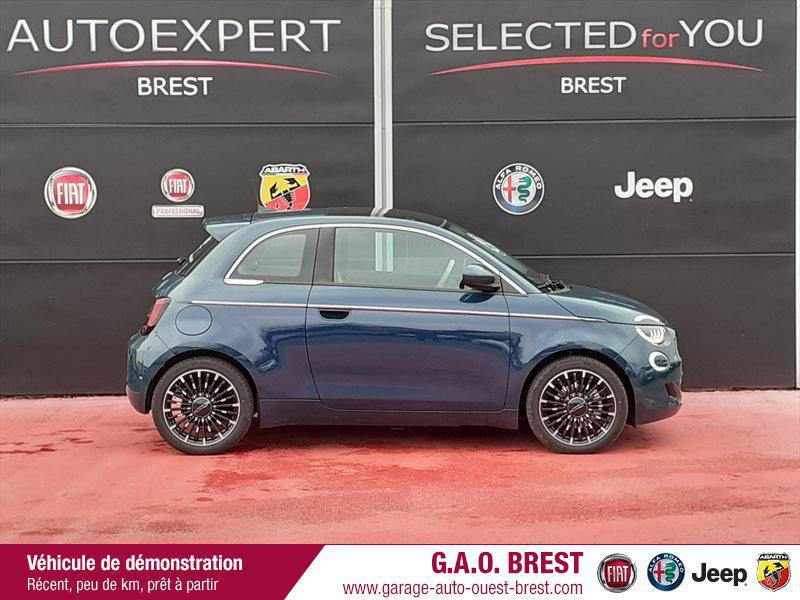 Photo 6 de l'offre de FIAT 500 e 118ch La Prima à 28490€ chez Garage Auto de l'Ouest - Brest