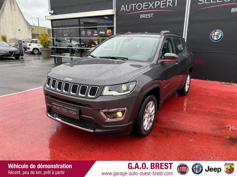 Jeep Compass 1.3 GSE T4 150ch Limited 4x2 BVR6 Essence Granite Crystal Occasion à vendre