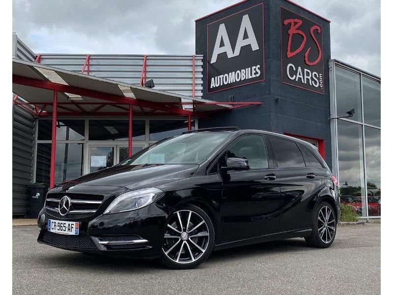 Mercedes-Benz Classe B 220 CLASSE B 22 CDI PACK AMG Essence Noir Occasion à vendre