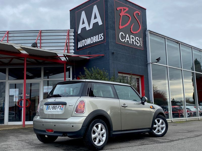 Photo 2 de l'offre de MINI Mini one MINI ONE à 4990€ chez AA automobiles