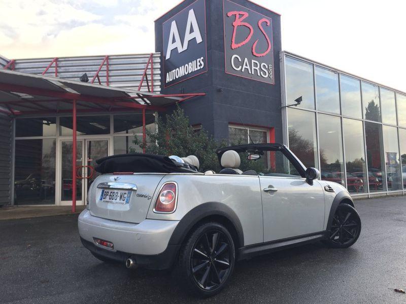 Photo 3 de l'offre de MINI Mini cooper COOPER D CABRIOLET à 11490€ chez AA automobiles