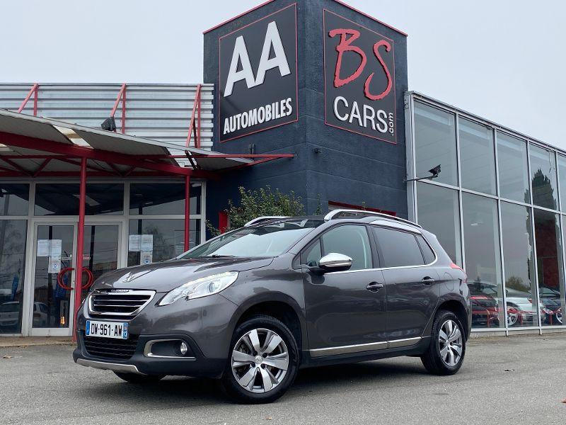 Photo 1 de l'offre de PEUGEOT 2008 1.6 BlueHDi 120ch FAP Business Pack à 10490€ chez AA automobiles