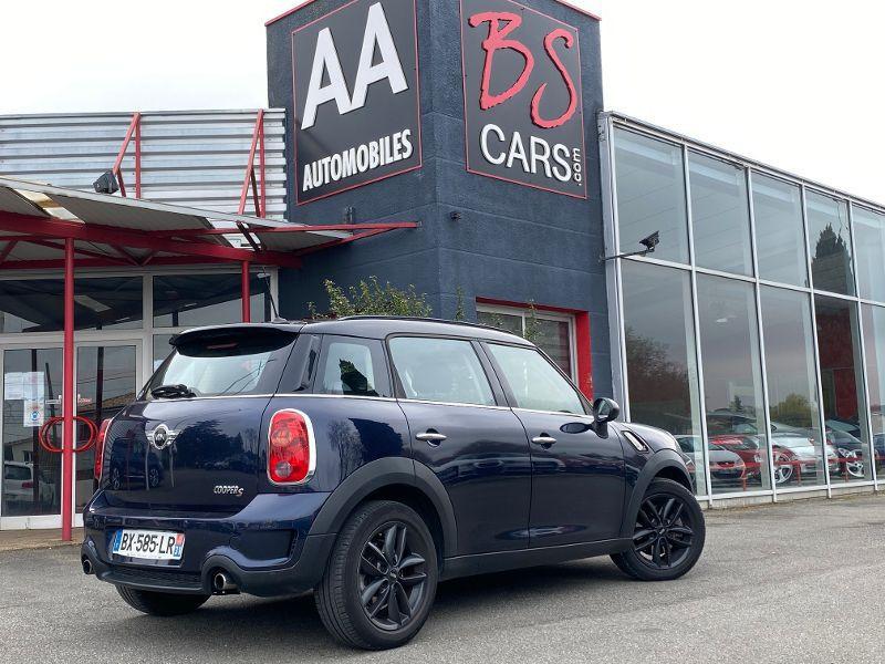 Photo 2 de l'offre de MINI Countryman COUNTRYMAN S PACK CHILI à 11490€ chez AA automobiles