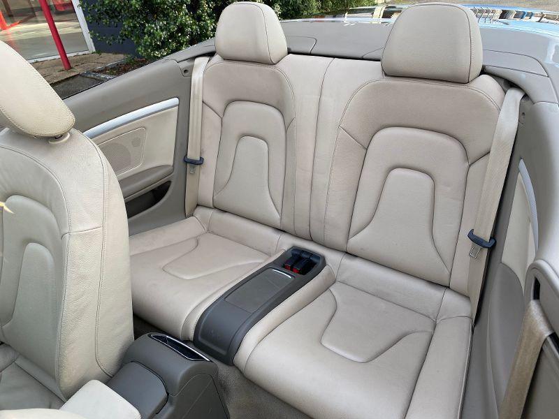 Photo 5 de l'offre de AUDI A5 Cabriolet 1.8 TFSI 160ch Ambition Luxe à 13990€ chez AA automobiles