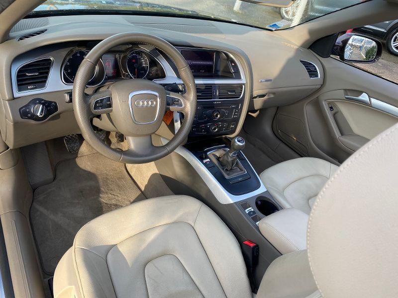 Photo 4 de l'offre de AUDI A5 Cabriolet 1.8 TFSI 160ch Ambition Luxe à 13990€ chez AA automobiles