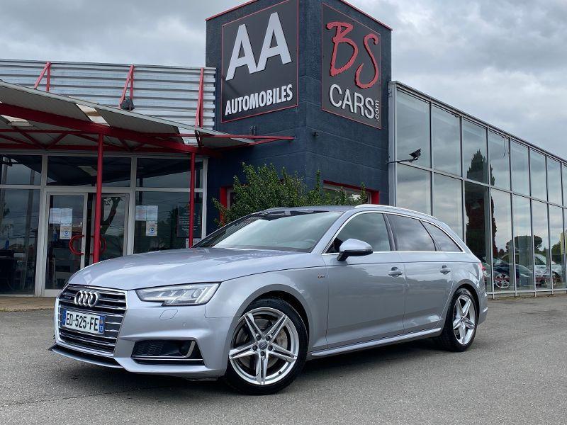Audi A4 Avant 3.0 TDI S-LINE S-TRONIC 272CV Diesel Gris Occasion à vendre