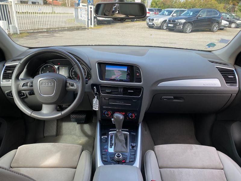 Photo 6 de l'offre de AUDI Q5 3.0 V6 TDI 240ch FAP Avus quattro S tronic 7 à 17990€ chez AA automobiles