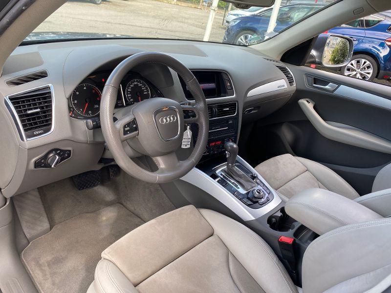 Photo 3 de l'offre de AUDI Q5 3.0 V6 TDI 240ch FAP Avus quattro S tronic 7 à 17990€ chez AA automobiles