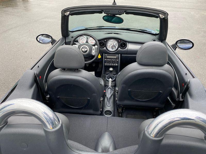 Photo 6 de l'offre de MINI Mini cooper Convertible MINI COOPER CABRIOLET 115CV à 6990€ chez AA automobiles