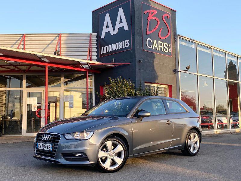 Audi A3 2.0 TDI 150ch FAP Ambition Diesel Gris Occasion à vendre