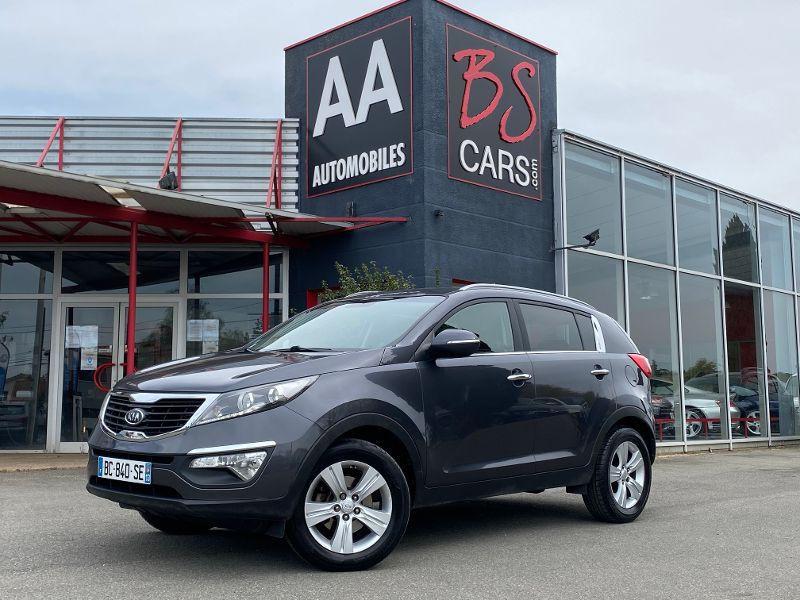 Photo 1 de l'offre de KIA Sportage 2.0 CRDi 136 Active à 8490€ chez AA automobiles