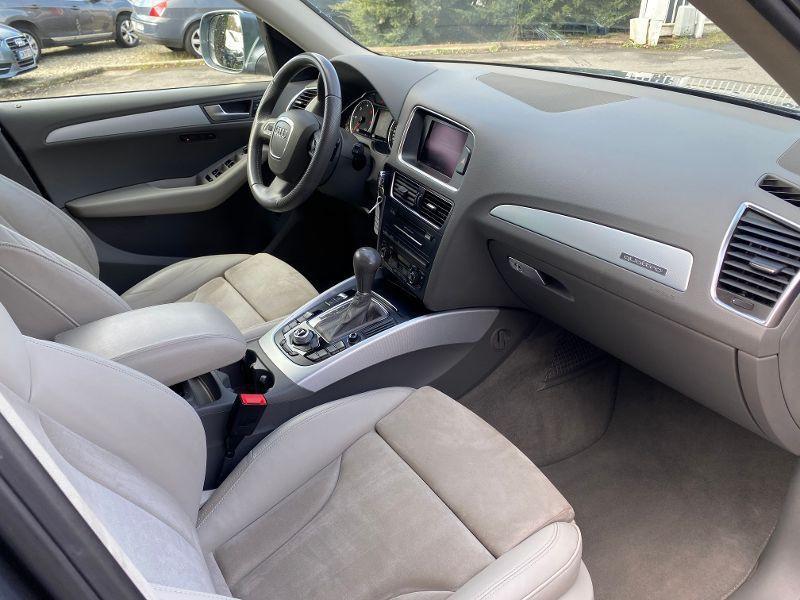 Photo 4 de l'offre de AUDI Q5 3.0 V6 TDI 240ch FAP Avus quattro S tronic 7 à 17990€ chez AA automobiles