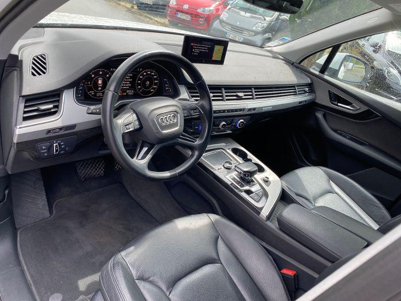 Photo 3 de l'offre de AUDI Q7 3.0 V6 TDI 218ch ultra clean diesel Ambition Luxe quattro Ti à 28990€ chez AA automobiles